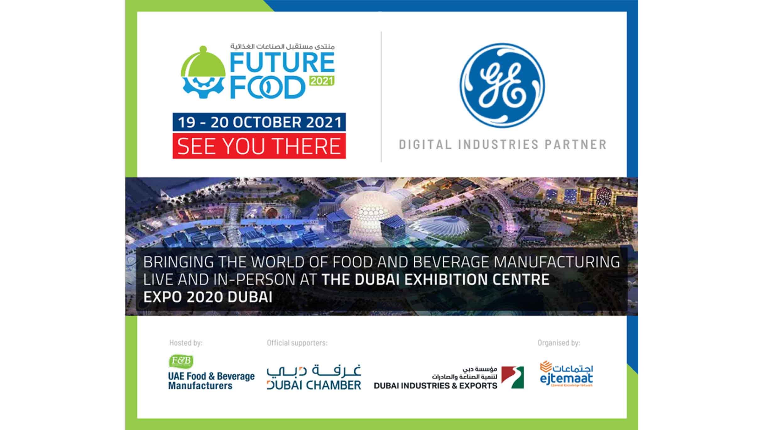 Future Food Forum, Oct 12 – 13, Dubai, UAE