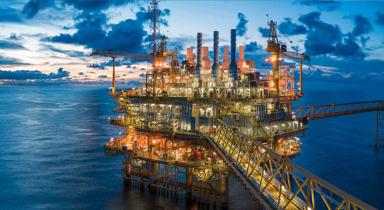 APM software help increase production efficiency at Oil & Gas platforms