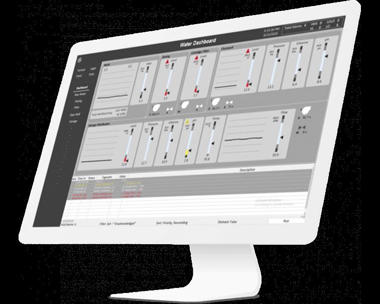 iFIX Complete screenshot | Proven economical HMI/SCADA package | GE Digital