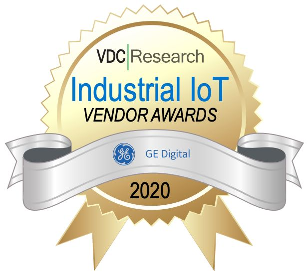 VDC Research GE Digital Predix recognized as a top vendor of Industrial IoT