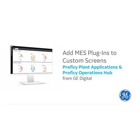 roficy Plant Applications:  Add MES Plug Ins to Custom Screens | Video