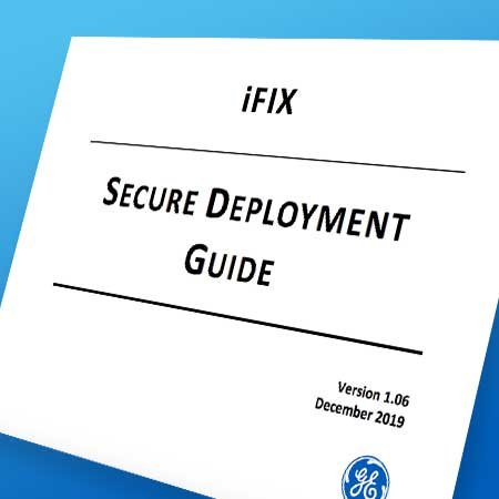Secure deployment guide | iFIX | GE Digital