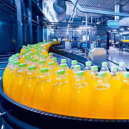 Food and Beverage manufacturing | GE Digital