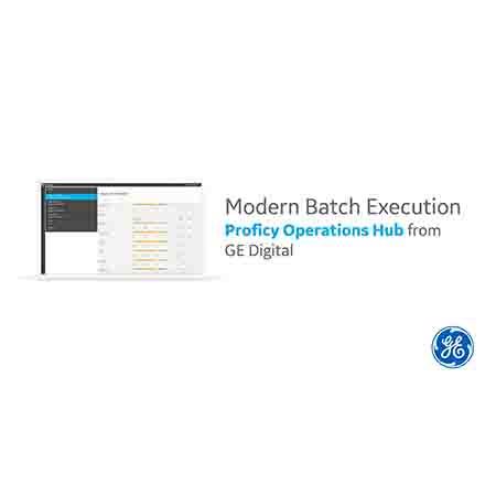 Proficy Operations Hub Batch Execution Demo | GE Digital