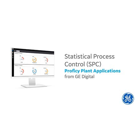Proficy Plant Applications: Statistical Process Control | GE Digital