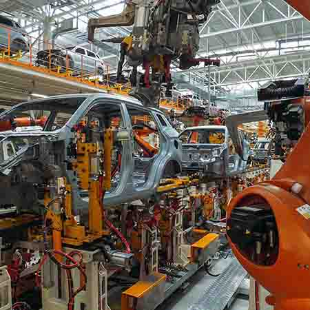 Software for Automotive manufacturing | GE Digital