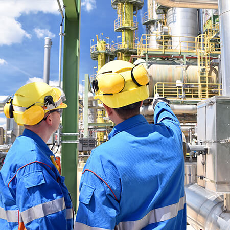 GE Digital software assist oil& gas engineers securely manage refinery operations