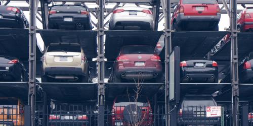 Robotic Parking