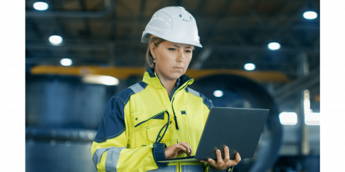 Industrial working using HMI/SCADA software | GE Digital
