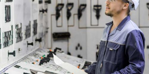 iFIX HMI SCADA software used in industrial operations | GE Digital