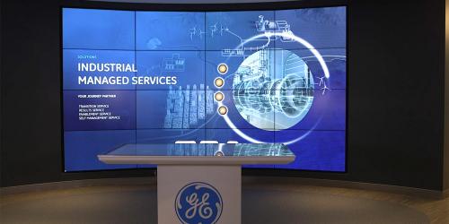 Industrial Managed Services | GE Digital | Customer dollars saved