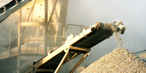 Tarmac limestone manufacturing