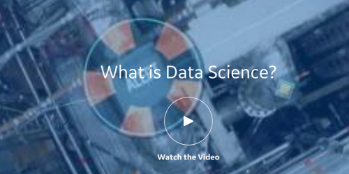 What is data science | thumbnail | video