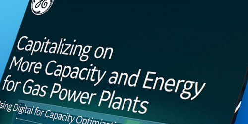 Capitalizing on More Capacity and Energy for Gas Power Plants