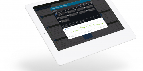 Data Historian screenshot | GE Digital | Secure data