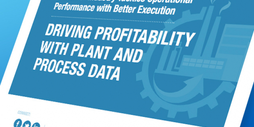 Driving profitability with plant and process data | LNS Research | Ebook