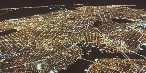 Grid Analytics software helps utilities light up a city at night | GE