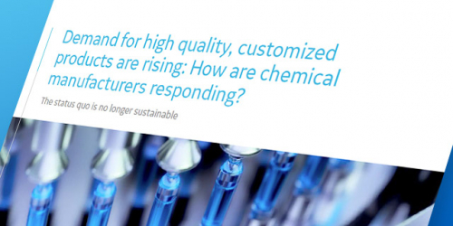 Demand for high quality products in the chemical industry | white paper thumbnail | GE Digital
