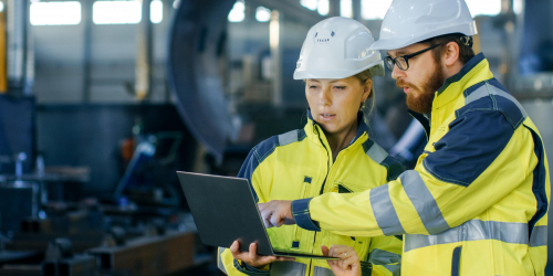 OPM Operational Intelligence with industrial workers | GE Digital