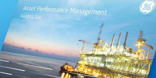 Asset performance Management for O&G and Petrochemical Manufacturers | GE Digital