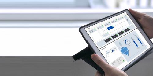 Webspace from GE Digital screenshot | HMI extension