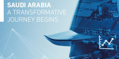 Factory Digitization in Saudi Arabia | IDC report | GE Digital