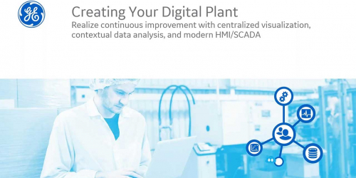 Creating Your Digital Plant | Webinar | GE Digital and AutomationWorld | Thumbnail