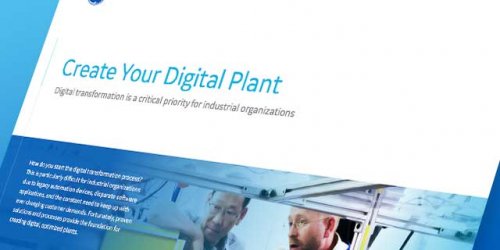 Create Your Digital Plant | White Paper | GE Digital