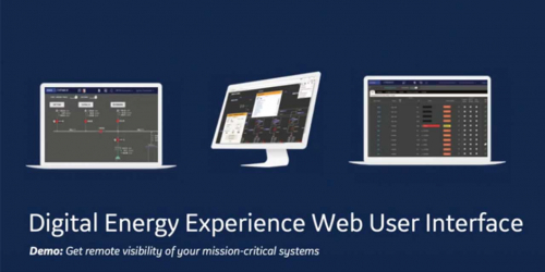 GIX User Interface Video