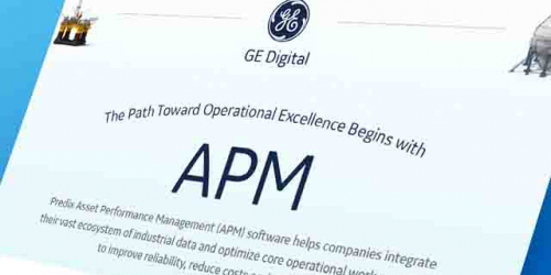 The path toward operational excellence begins with APM | infographic
