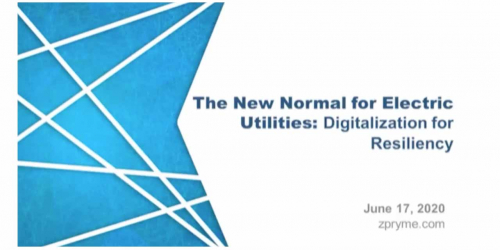 Digitization for Resiliency | Webinar for Utilities | GE Digital