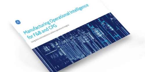 Manufacturing Operational Intelligence | GE Digital White Paper