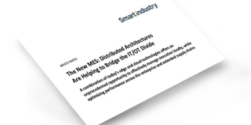 New MES: Distributed Architectures Are Helping Bridge the IT/OT Divide