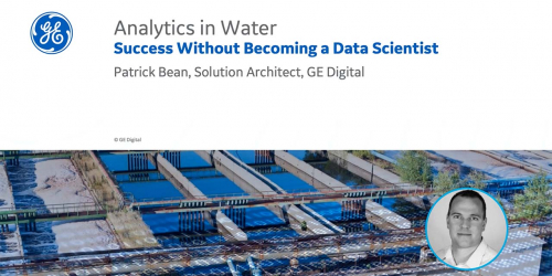Analytics in Water | GE Digital Webinar