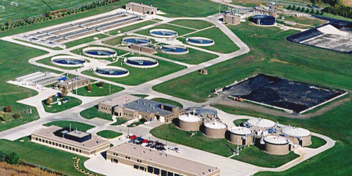 Iowa City Water Treatment Plant using iFIX and WIN-911 software