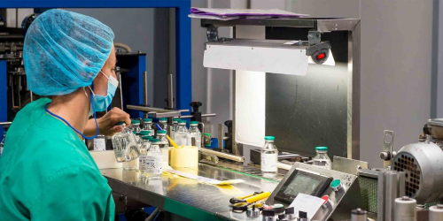 Yuria-Pharm uses GE Digital software for manufacturing operations management