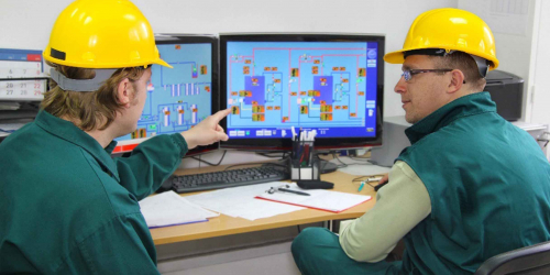 Remote access for HMI/SCADA operations at mining company