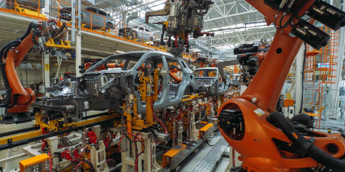 Industrial software to support automotive manufacturers | GE Digital