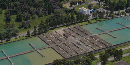 Water treatment facility in Brazil | GE Digital software helps Sabesp monitor water