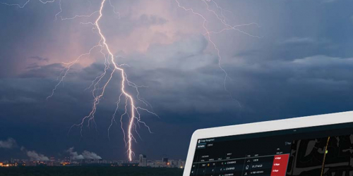 Storm assist from GE Digital | Preparedness for power outage response