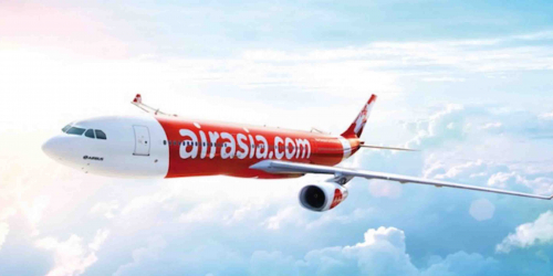 AirAsia saves fuel and carbon emissions with GE Digital's Airspace Analytics | customer story