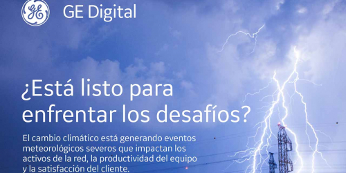 Storm Readiness from GE Digital | Brochure in Spanish