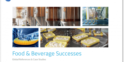 Global references | Food & Beverage manufacturers | GE Digital SCADA and MES software