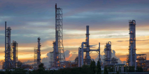 Petrochemical refinery can use GE Digital Asset Performance Management software