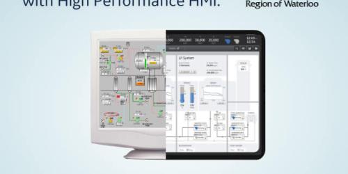 GE Digital and the Region of Waterloo   High Performance HMI webinar