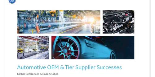 Global Automotive customer references for Automotive Industry | GE Digital