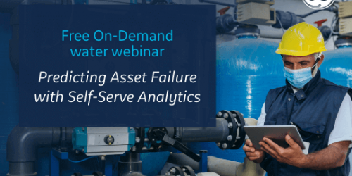 GE Digital: Predicting Asset Failure and Process Change webinar with AWWA