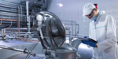 HMI/SCADA in food manufacturing | GE Digital software