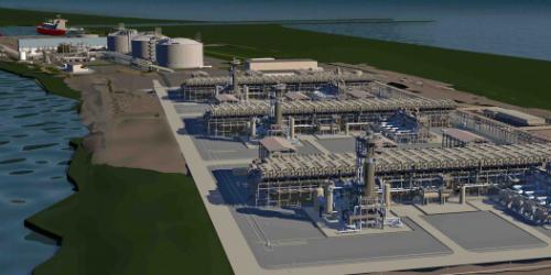 Liquefaction Facility | Credit Freeport LNG Development, L.P.Liquefaction Facility | Credit Freeport LNG Development, L.P.
