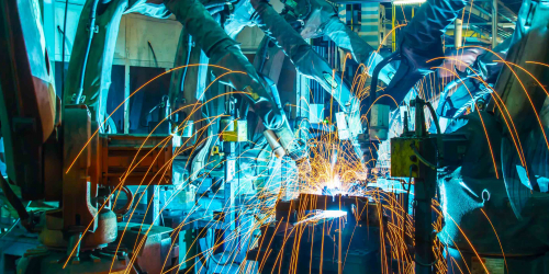 Automotive manufacturing using MES software applications | GE Digital